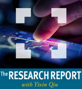 The Research Report Logo