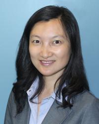 A portrait of Yixin Qiu