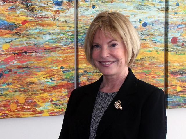 Photo of Dr. Molly Burgoyne-Brian