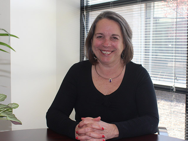 Board Chair Catherine Smoot-Haslenus MD