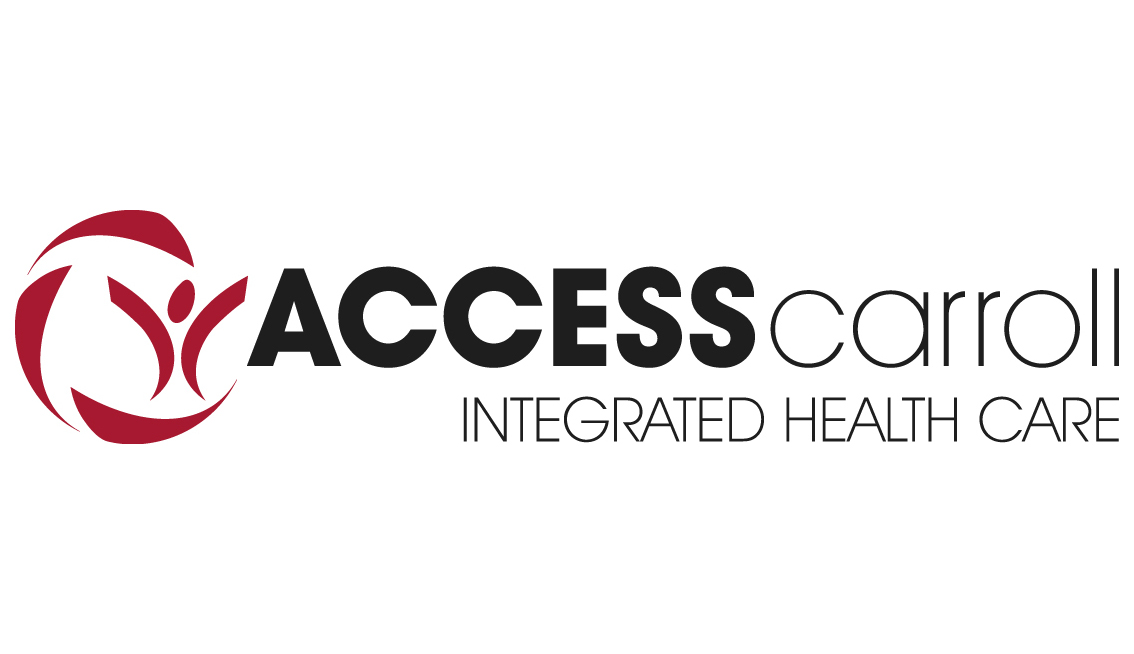 Access Carroll logo