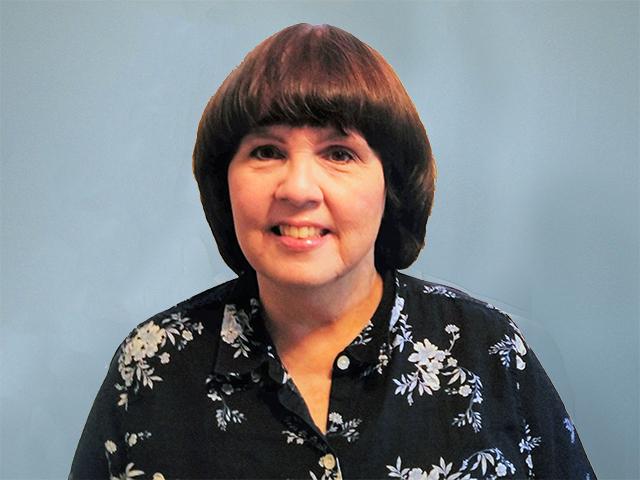 Portrait of Tammy Hypes