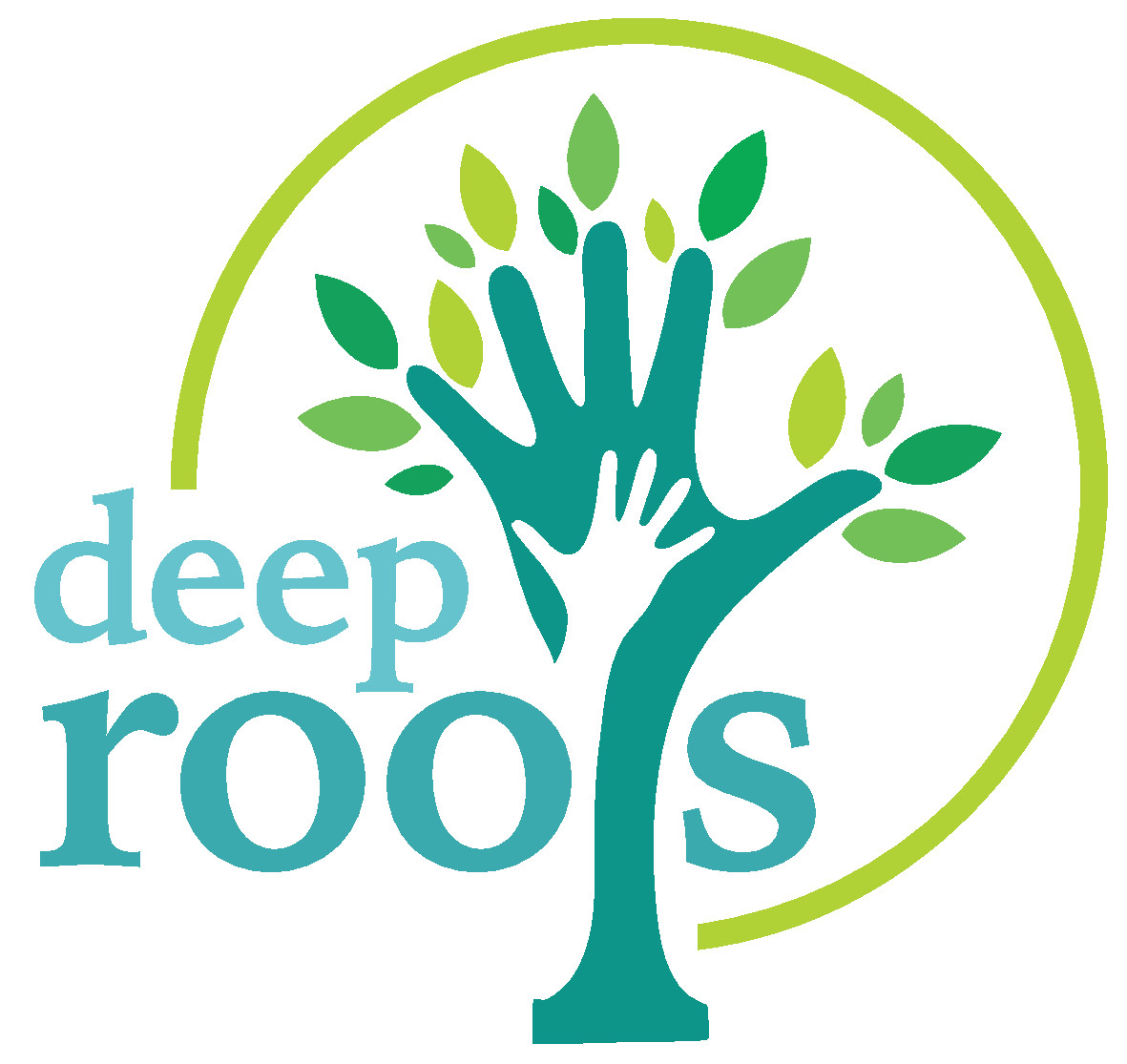 Deep Roots logo
