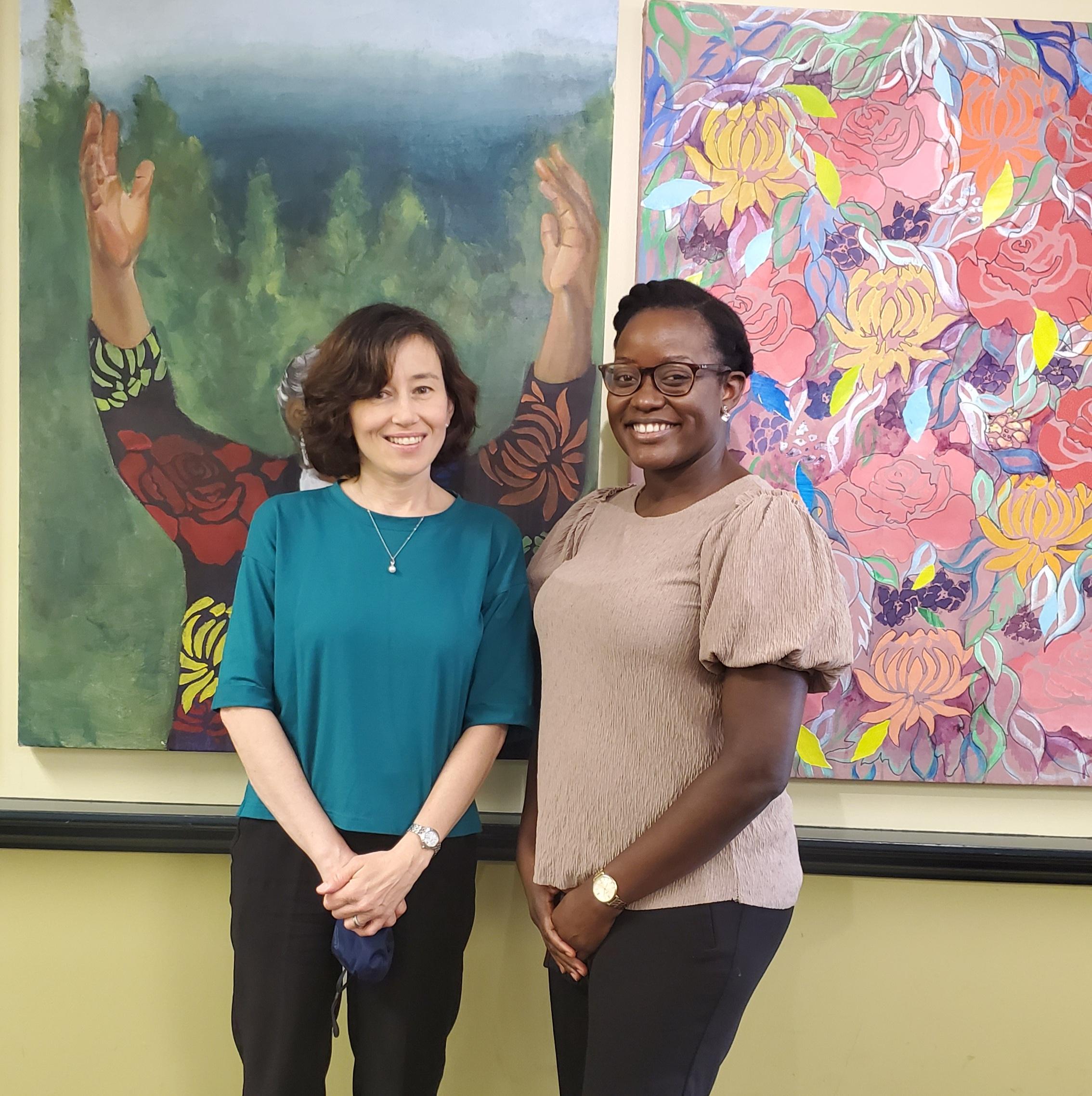 Executive Director & Volunteer Physician