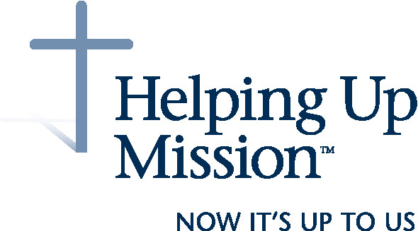 Helping Up Mission logo