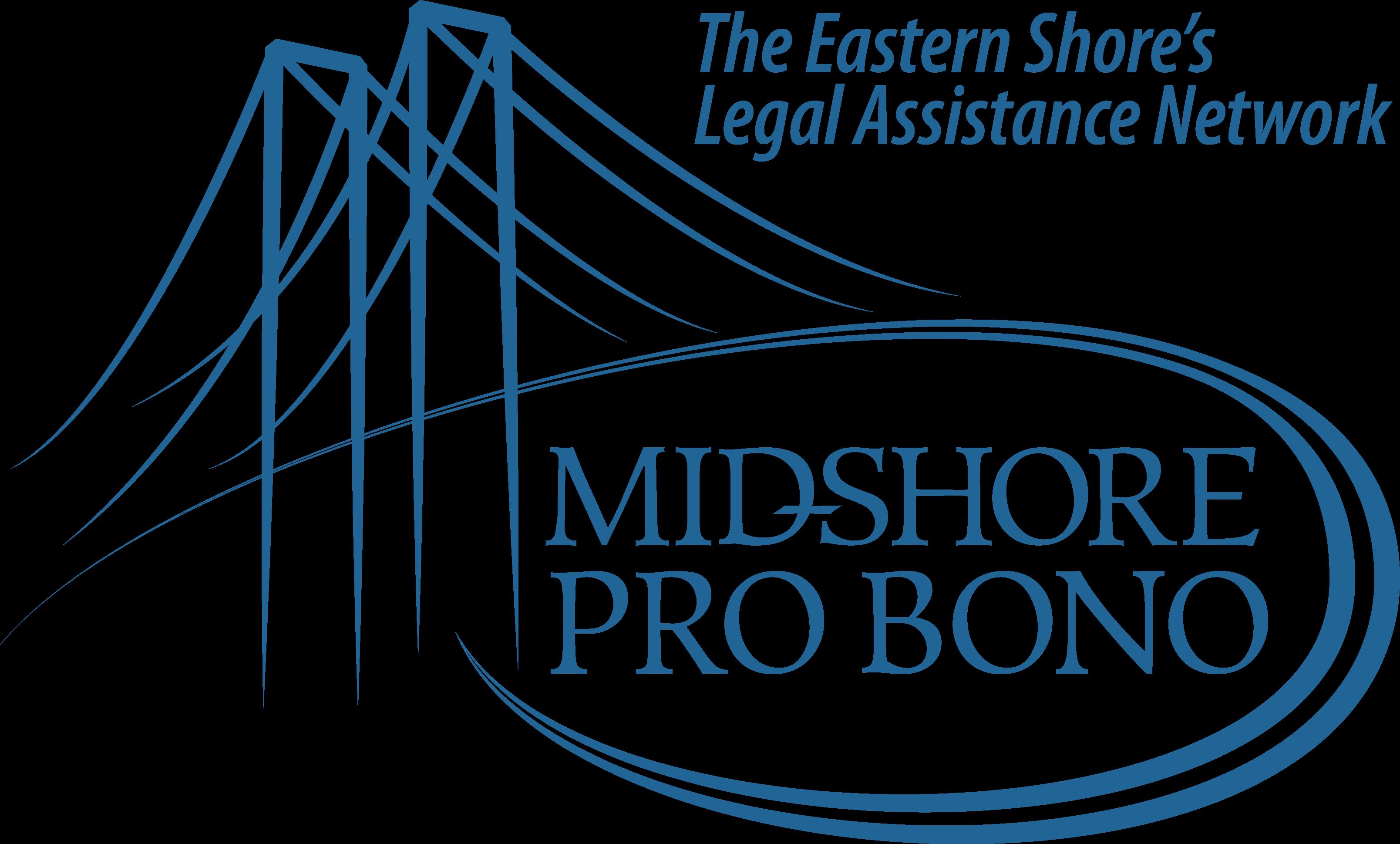 Mid Shore Pro Bono Logo