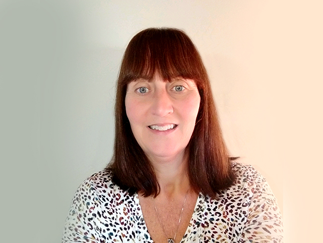 Headshot of Lisa Blanchfield