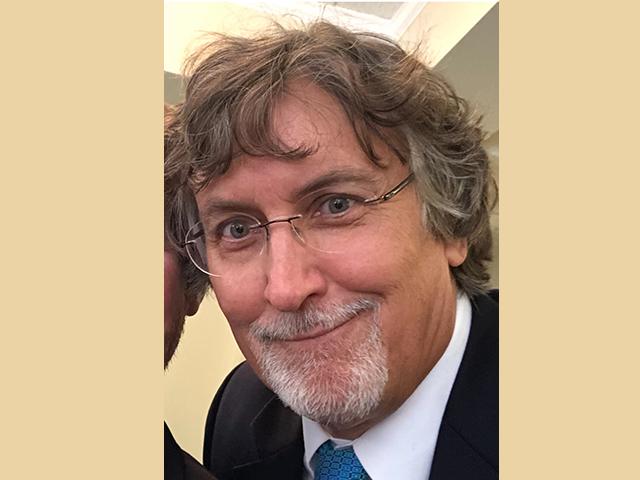 Portrait of Michael Fisher