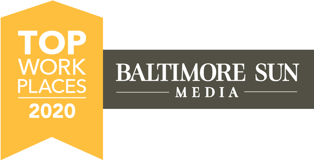 Baltimore Sun Top Workplaces banner