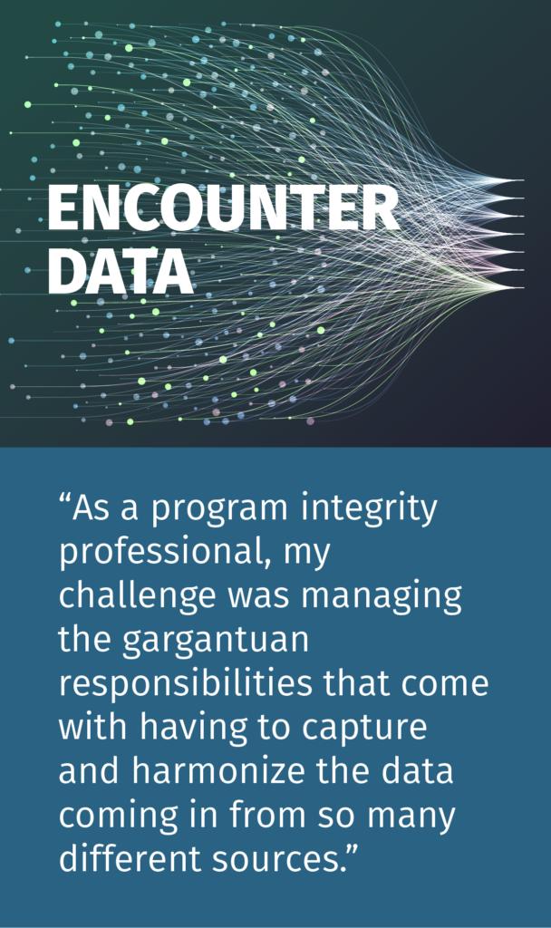 Encounter Data quote